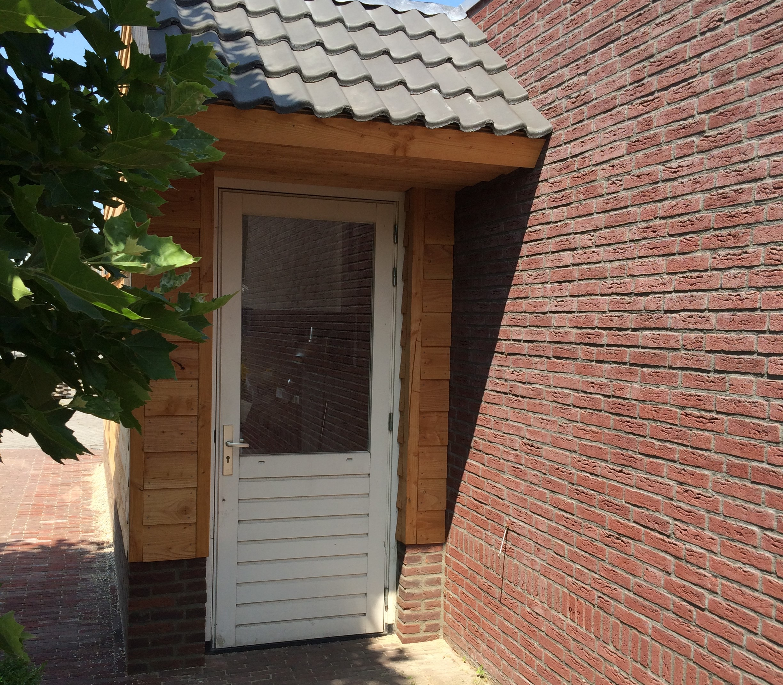 Jurgen Dankers Bouwerij Na-isolatie garage 03